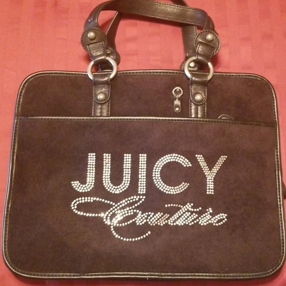 Juicy Couture Handbags - Juicy Couture Laptop Bag